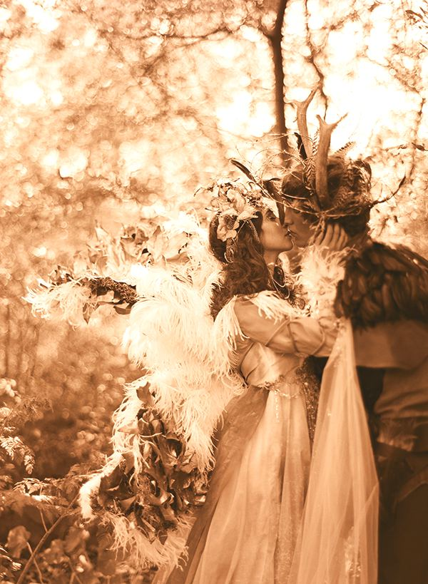 a fairy wedding spectacular alice bridal wedding magazine