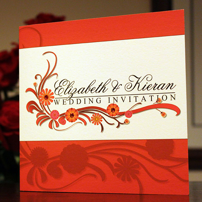 Wedding Invitations: The missing ink!