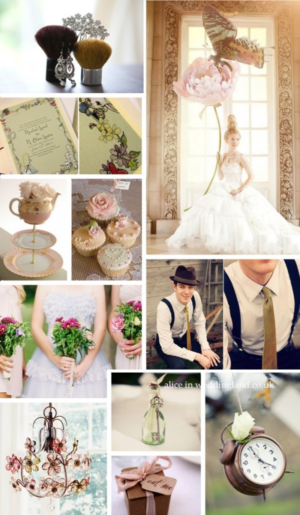 The ridiculously easy way to design your wedding theme