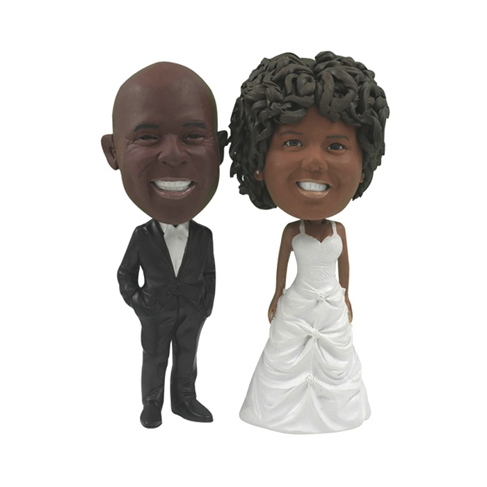 The ultimate wedding cake toppers