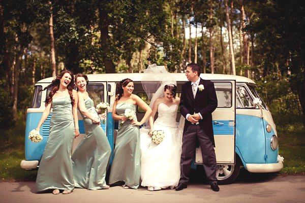 Wedding group shots that rock!