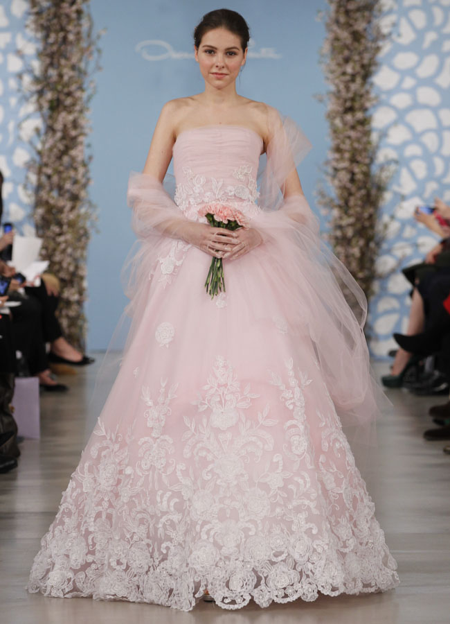 Spring/Summer 2014 wedding trends: Collections unveiled