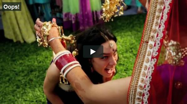Wedding Video Blooper by The Wedding Filmer