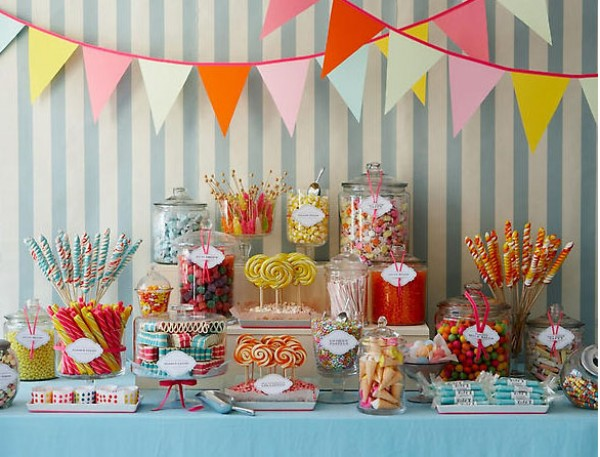 Wedding Candy Buffet The how to and what fors