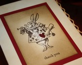 Alice in Wonderland: Wedding Stationery