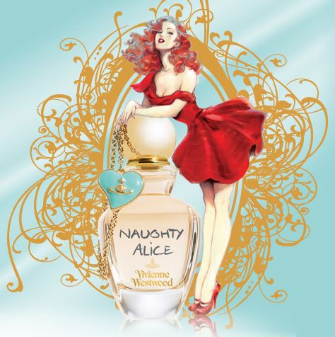 Naughty Alice: The Perfume by Vivienne Westwood