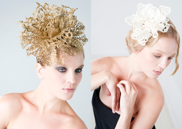 Stunning Fascinators – Parant Haute Couture