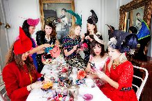 Hen Do Idea: Mad Hatters & Make Up Party