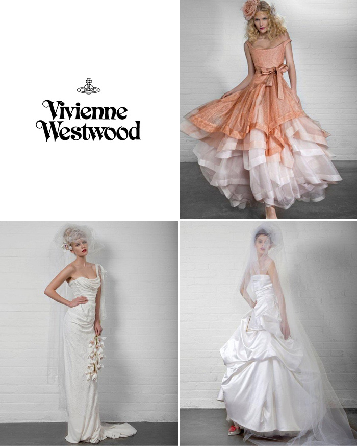 Vivienne Westwood: 2012 Bridal Wear Collection