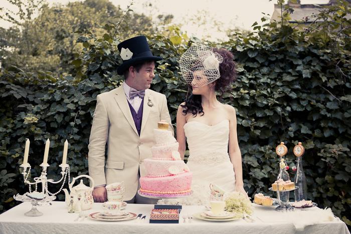 alice in wonderland wedding shoot by katherine newman 05 Alice In Wonderland inspired Wedding Shoot by Katherine Newman Wedding Blog