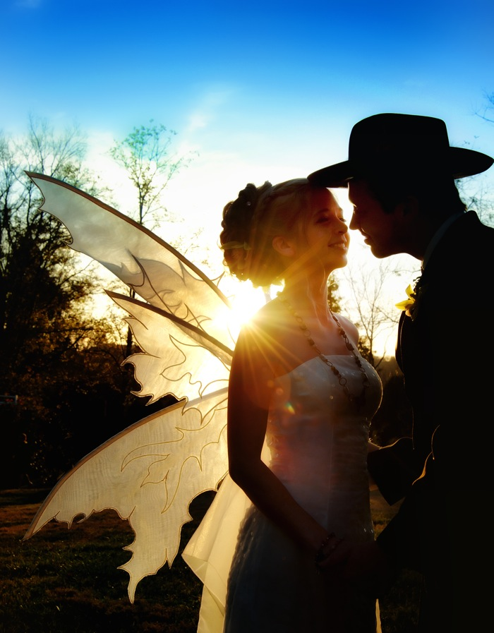 A Halloween Wedding: A fairy's tale