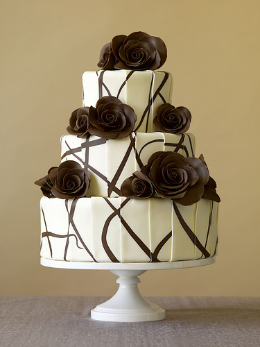 Unusual Wedding Cakes: Take two