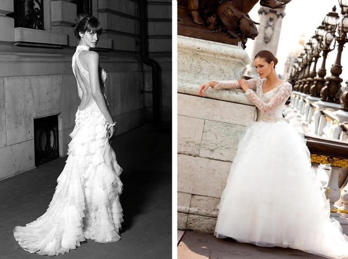 Paris Wedding Dresses Designers - Wedding Short Dresses