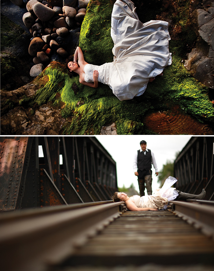 Trash The Dress – Would you?