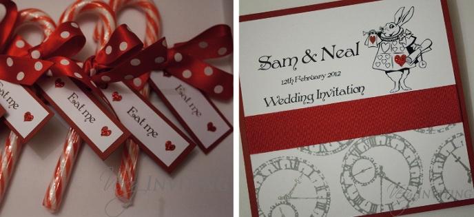 Very Inviting: Bespoke Handmade Wedding Stationery