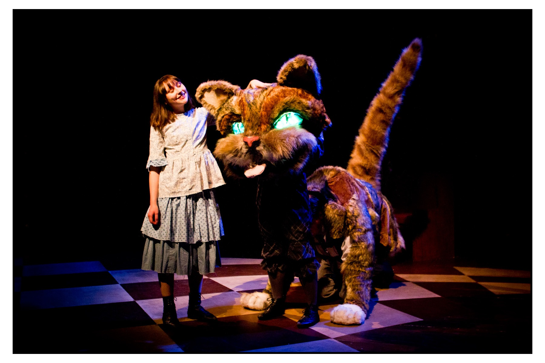 Alice In Wonderland play hits the New Vic theatre