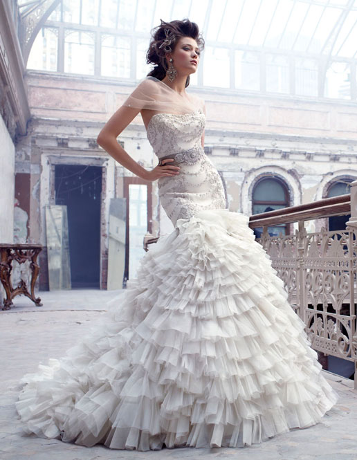 Pick of the bunch: The 2011 Wedding Dress