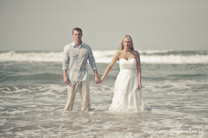 Down The Lens: Showcasing wedding photographers A Brit & A Blonde