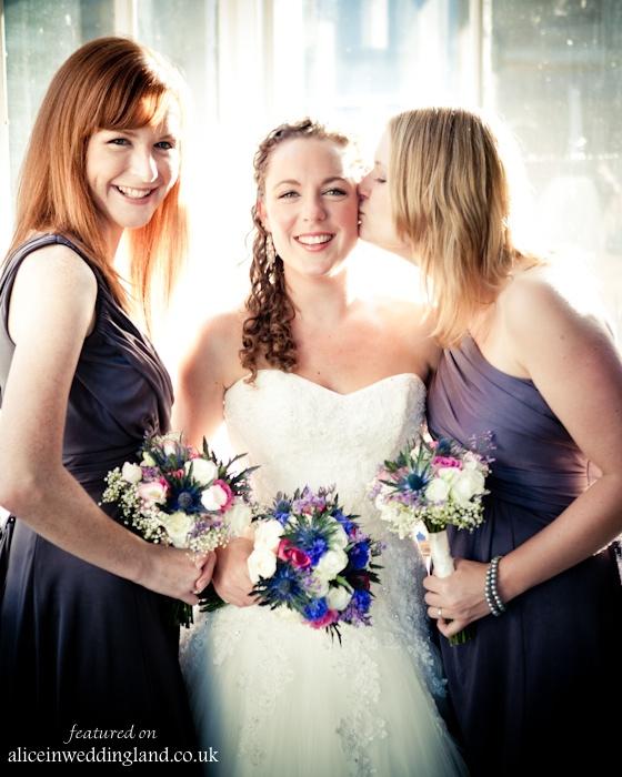 Down The Lens showcasing wedding photographer Andrew Billington