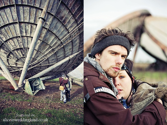 Engagement Shoot: An apocalyptic adventure