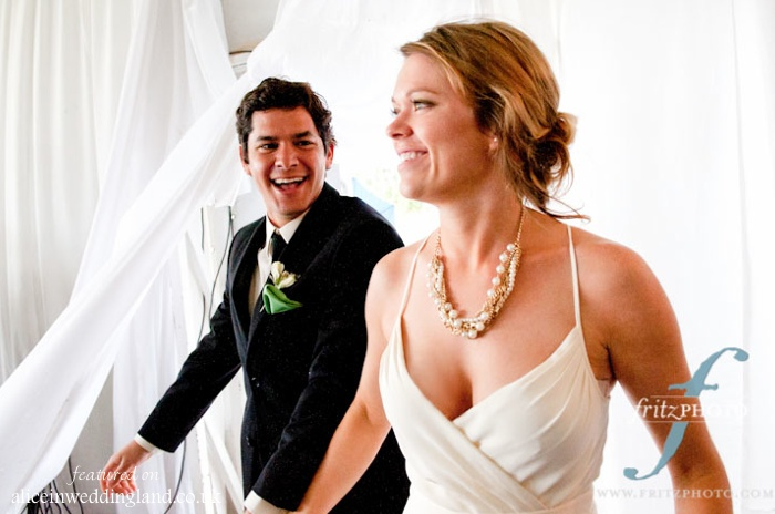 Real Wedding: An Argentinian wedding day full of surprises