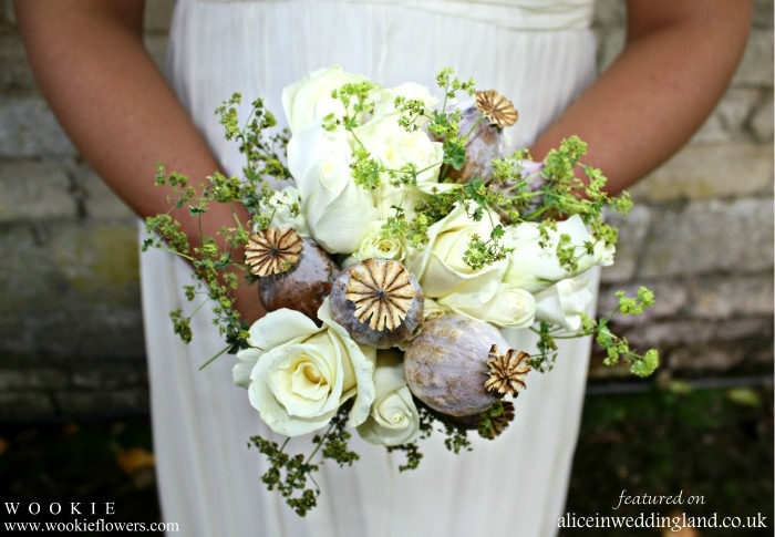 unusual wedding flowers