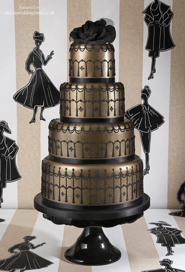 Let them eat cake: unique wedding cakes