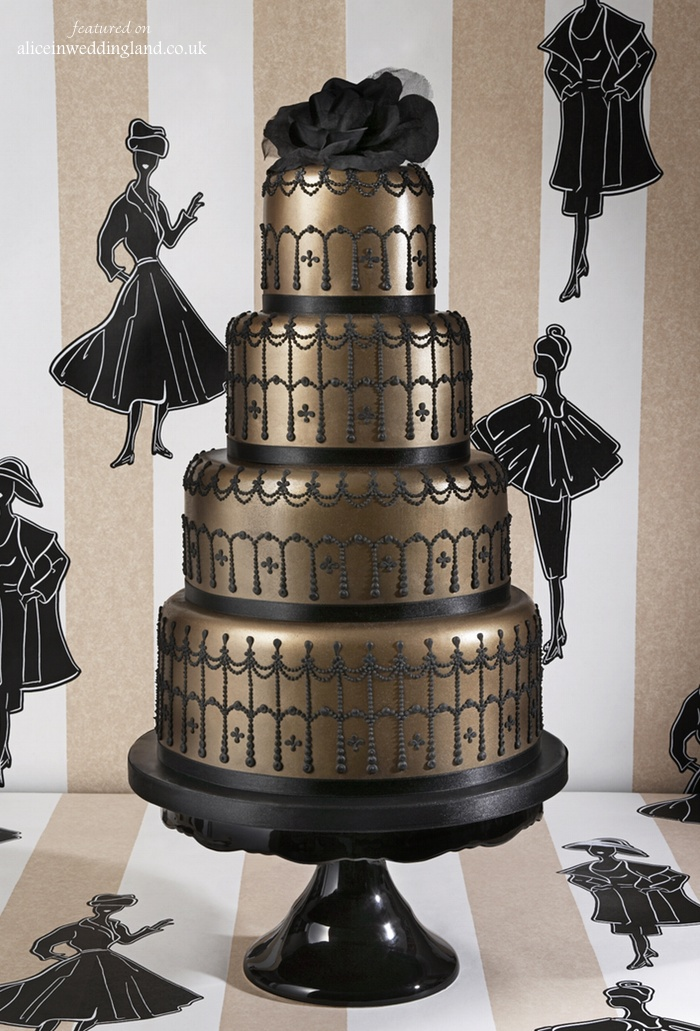 Let them eat cake: unique wedding cakes