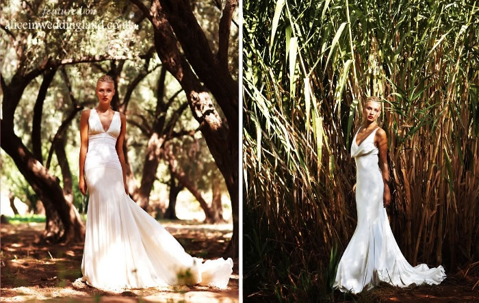 30 Most Unique Wedding Dresses: Unique Wedding Gown: Showcasing Designer Amanda Wakeley