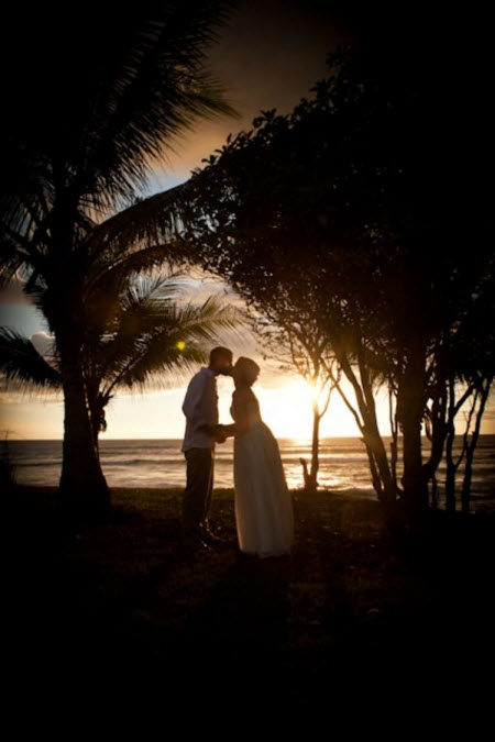 La Mascarada Beach Wedding in Costa Rica