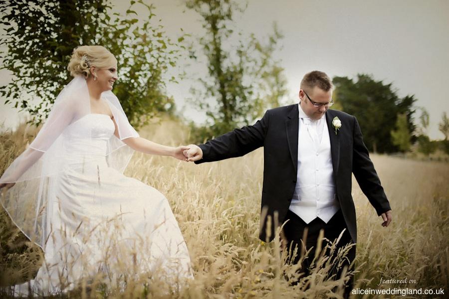 Real Wedding:  Karl & Brenda's Country Club wedding
