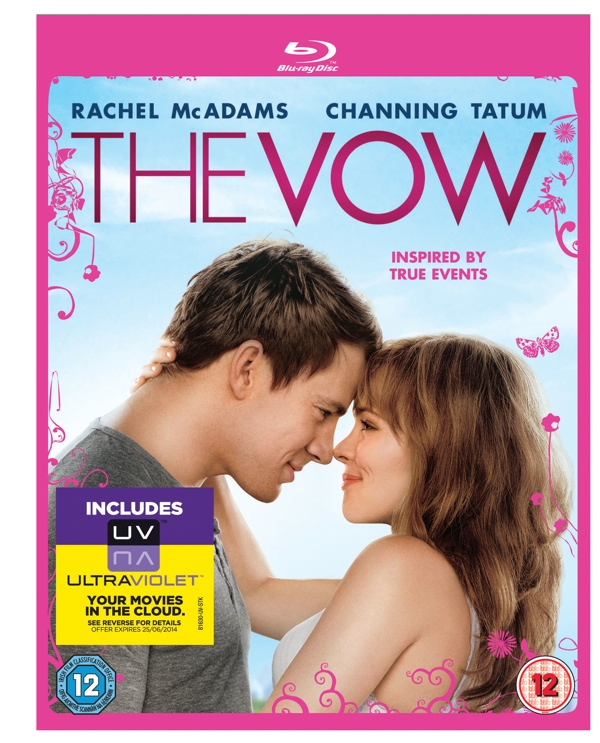 The Vow DVD Giveaway: your chance to win the BluRay