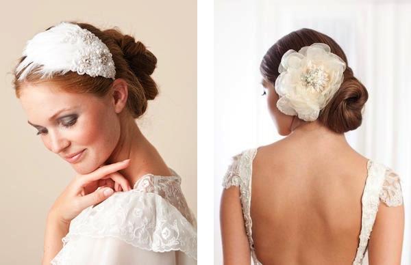 JannieBaltzer05 unique bridal headwear Unique bridal tiaras and headwear by Jannie Baltzer Wedding Blog