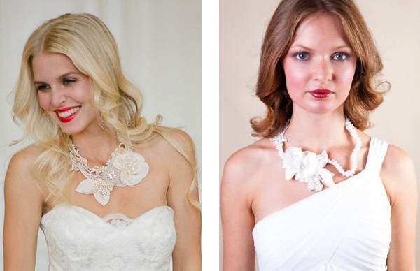 JannieBaltzer08 unique bridal headwear Unique bridal tiaras and headwear by Jannie Baltzer Wedding Blog