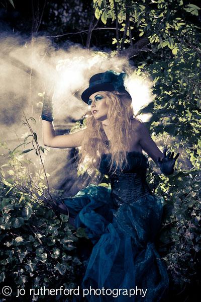 Alice In Wonderland Wedding Inspired Photo Shoot Alice