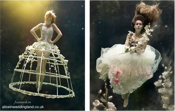 The Underwater Bride