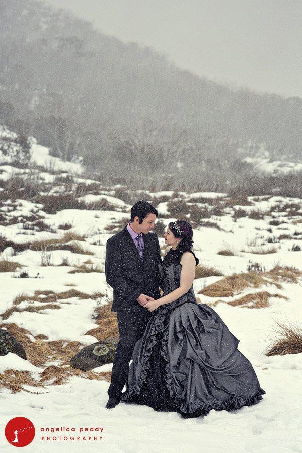 unique bride