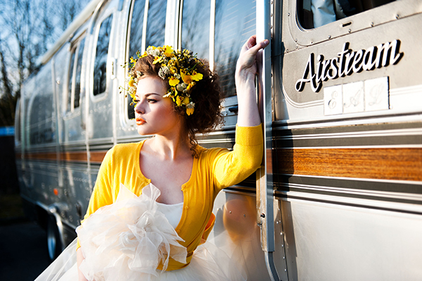 Postcard from New York: wedding photo shoot