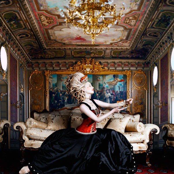 Saturday enVogue: Photographer Alexia Sinclair and Baroque fashion