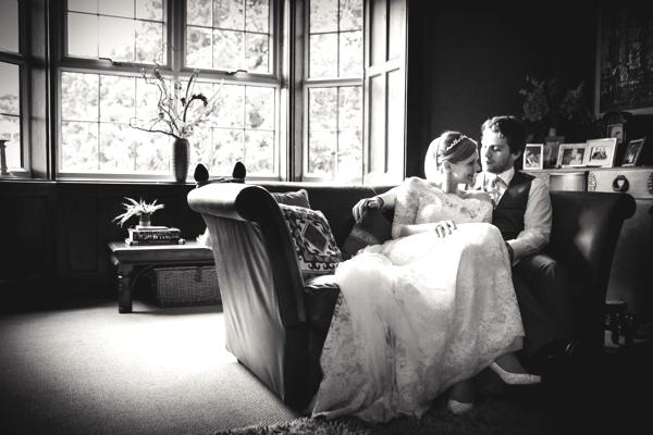 Documentary wedding photography by Andrew Billington