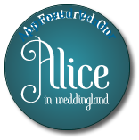 Wedding Blog   Unique Wedding Ideas and Wedding Inspiration from Alice in Weddingland