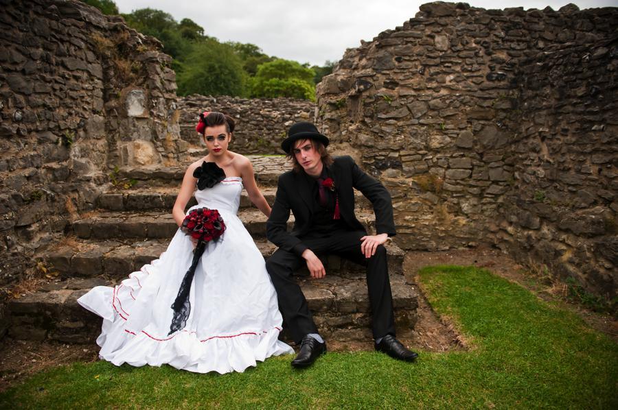 Victorian Gothic Wedding Dresses 91 Amazing AliceInWeddingland Vintage gothic photo