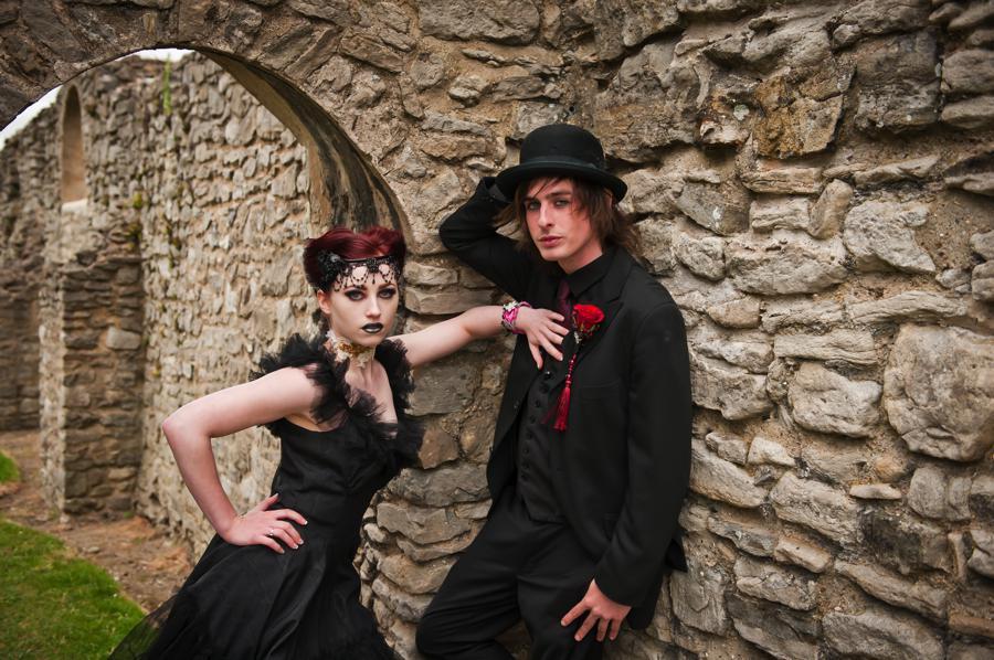 Victorian Gothic Wedding Dresses 65 Marvelous AliceInWeddingland Vintage gothic photo