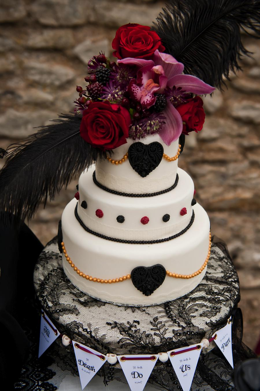 Wedding Photo Shoot Victorian Gothic Alice In
