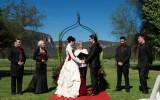 Gothic wedding - unique wedding blog - AIW - AngiePeadyPhotography07