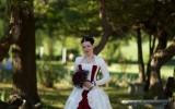 Gothic wedding - unique wedding blog - AIW - AngiePeadyPhotography09