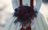 Gothic wedding - unique wedding blog - AIW - AngiePeadyPhotography10