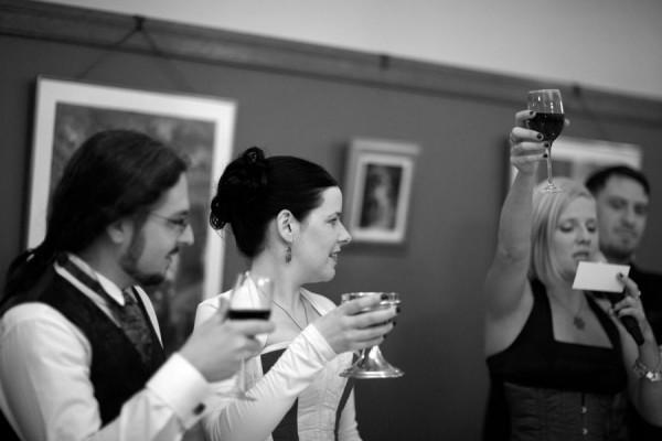 Gothic wedding - unique wedding blog - AIW - AngiePeadyPhotography15