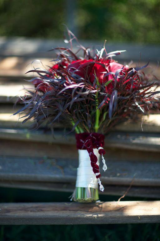 Gothic wedding - unique wedding blog - AIW - AngiePeadyPhotography17