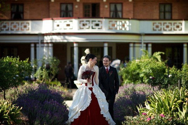 Gothic wedding - unique wedding blog - AIW - AngiePeadyPhotography18